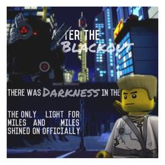 """After the Blackout"" by The Fold  [a Ninjago rebooted song now in the iTunes store]"
