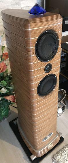 Unsere ersten selbst gebauten Hifi Lautsprecher