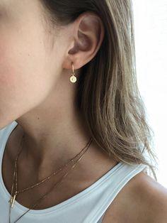Women Stainless Steel Polish 3 Stars Cluster Horizontal Screw Back Stud Earrings