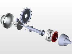 Turbine Engine, Gas Turbine, Mini Steam Engine, Reactor, Robotics Engineering, Combustion Engine, Jet Engine, Erdem, Airplanes