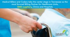 MedicalBillersandCoders.com (MBC), a company with national presence in United States, has gained prominence in Nashville, Tennessee as the most favored billing partner for Healthcare Units, DME suppliers, Clinics and Hospitals. This move can be attributed to company's efficiency in managing claims reimbursements, billing, coding (with new ICD transition), denial, Accounts Receivable, follow up, and through insurance verification services…