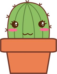 kawaii cactus - Google zoeken