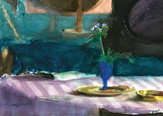 """bofransson: """"Still Life Panayiotis Tetsis """" Figure Painting, Painting & Drawing, Greek Paintings, Around The World In 80 Days, Video Artist, Post Impressionism, Greek Art, 10 Picture, Art Database"""