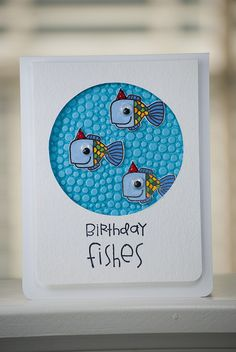Boy Birthday Card | Inspired by a card I saw on Pinterest. | ThereseImages | Flickr