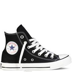Chuck Taylor All Star Classic Colors Black black