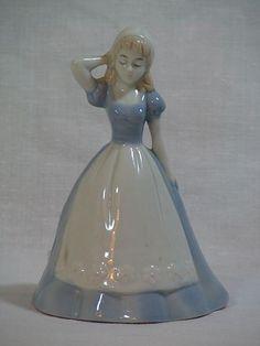 Porcelain Figurine Bell
