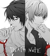 Resultado de imagen para death note