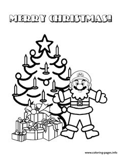 Aimless Moments: Mickey & Friends Christmas Coloring Page ...