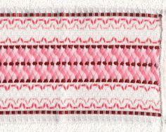 crochet: tecnicas de vagonite y cintas