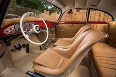 PORSCHE 356 AT2 GT