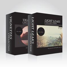 Lightroom light leaks