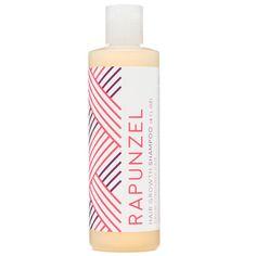 Grow Stronger & Fuller Hair using Rapunzel Hair Growth Shampoo #hairgrowth #hair #naturalhaircare