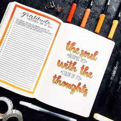 A few weeks ago i asked you for ideas for a new page and Bullet Journal October, Bullet Journal Quotes, Bullet Journal Spread, Bullet Journal Ideas Pages, Bullet Journal Layout, Bullet Journal Inspiration, Journal Prompts, Journal Pages, Doodles