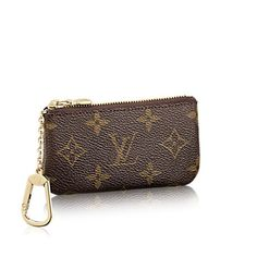 Louis Vuitton Key Pouch I got this as a gift but never really used it. I don't need it. Louis Vuitton Bags Wallets