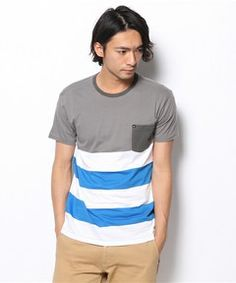 chapter world / QUIKSILVER HOOPS(Tシャツ・カットソー)