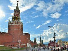 Mosca. L'incanto della Piazza Rossa