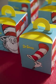 Dr. Seuss Party Packs #Party #BirthdayExpress