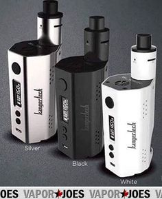 Vapor Joes - Daily Vaping Deals: THE RX200 AND THE KANGER DRIPBOX HAD A BABY - $48....