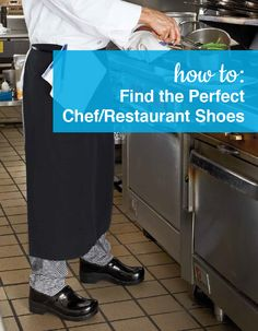 How to find the most comfortable chef or cook shoes for working in a restaurant! Shop our full collection of Restaurant Shoes at ShoeBuy!