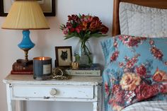 Autumn bedroom makeover with the gorgeous Lobster and Swan and our AW14 Romany bedding http://www.christy-towels.com/bedroom/bed-linen.html