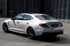 Lovely 2018 Genesis Sedan