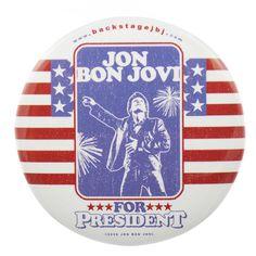 Jon Bon Jovi for President