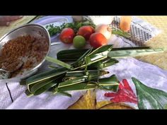 MOQUEQUINHA de SIRI - Receitas Antigas de Pernambuco - YouTube