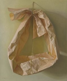 Claudio Bravo  - painting of paper