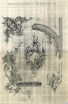 Rococo_Motive_von_Robert_Koch_1.jpg (1000×1530)