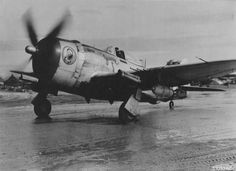 P-47 Jeanie of the 12th AF in Italy March 1945