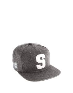 Stussy Classic Raised Snapback Cap