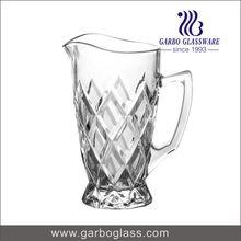 Glass Jug & Pitcher, Glass Jug & Pitcher direct from Guangzhou Garbo International Trading Co., Ltd. (Glassware) in China (Mainland)
