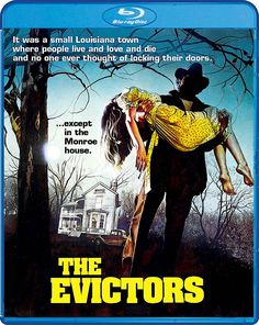 THE EVICTORS BLU-RAY (SCREAM FACTORY)