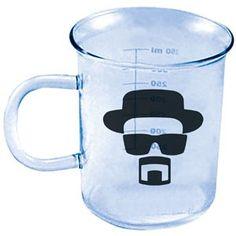 Breaking Bad Beaker Coffee Mug