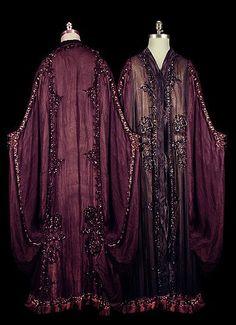 Bewitching // Edwardian period robe