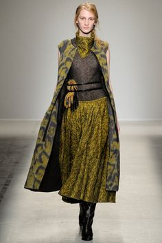 Véronique Leroy - Fall 2014 Ready-to-Wear - Look 22 of 36