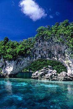 Palau. Now on my bucket list!