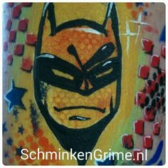 Graffiti, Batman, Face, Blog, Painting, Painting Art, The Face, Blogging, Paintings