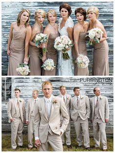 Bridal Party Bridesmaids Groomsmen Poses Pose Ideas Purrington Photography Bemidji Wedding Photographer