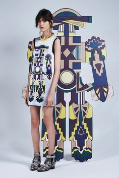 MSGM - Pre-Fall 2015 - Look 45 of 45