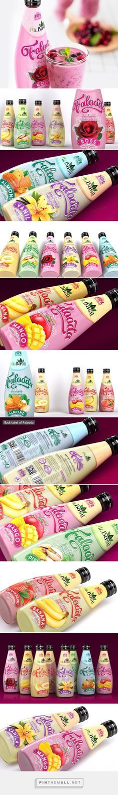 Falooda - Packaging of the World - Creative Package Design Gallery - http://www.packagingoftheworld.com/2017/08/falooda.html