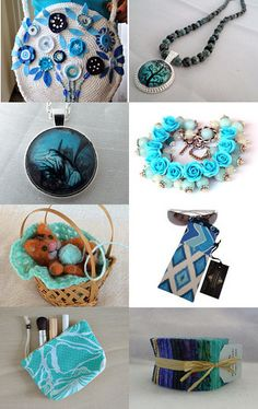 Summer's Last Splash by Puahi Benzon on Etsy--Pinned with TreasuryPin.com