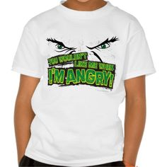 You Wouldn't Like Me T-shirts