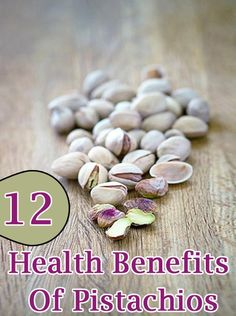 Pistachios Health Benefits :Pistachios help in reducing bad cholesterol, LDL and increases good cholesterol, HDL in the body thus preventing heart diseases. Healthy Tips, Healthy Snacks, Healthy Recipes, Pistachio Health Benefits, Nut Benefits, Pistachios Health, Health And Nutrition, Health And Wellness, Health Fitness