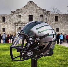 2013 Alamo Bowl.  Oregon 30  Texas 7