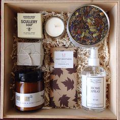 Custom gift by Teak & Twine