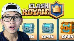 Open Chest - Clash Royale
