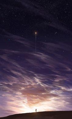 No te desvíes del camino, sólo sigue a esa estrella