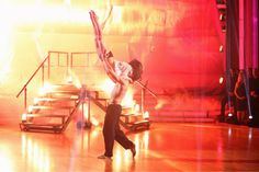 Dancing With The Stars Season 15 Fall 2012 Kelly Monaco and Valentin Chmerkovskiy Contemporary