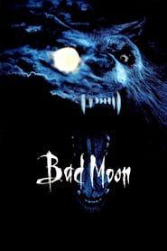 Bad Moon 1996 Film Complete En Francais Hd Scary Movies Vintage Movies Werewolf